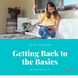 Getting-Back-to-the-Basics